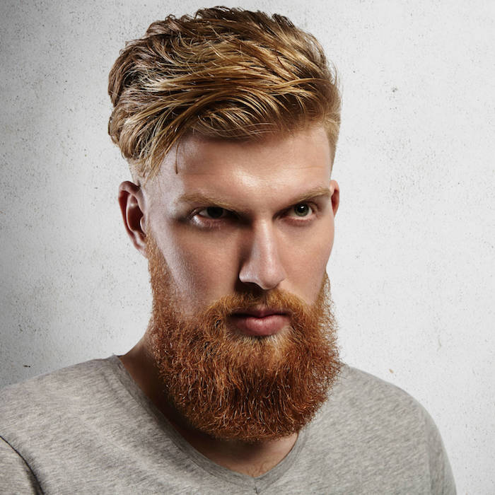 coiffure homme avec barbe 2018. Black Bedroom Furniture Sets. Home Design Ideas