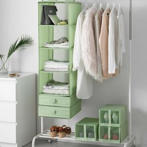 Meuble de rangement pour les vêtements et les chaussures - comment s'organiser?
