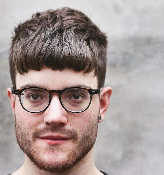 coiffure homme 2018 court