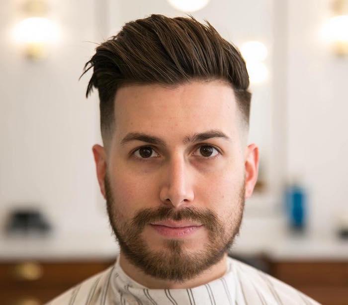 coupe de cheveux homme 2018 degrade