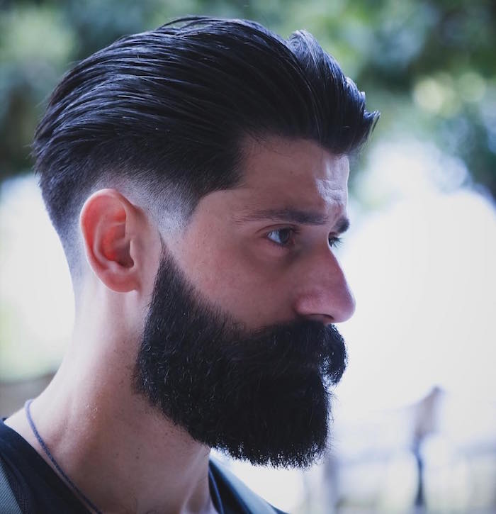 The Best New Men S Haircuts To Get In 2018: Coiffure Homme Tendance 2018 – Un Dégradé D