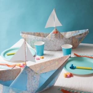 Comment faire un bateau en papier - une activité ludique et créative pour enfants et adultes