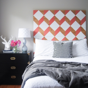 100 idées pour fabriquer une tête de lit en bois qui transformera votre chambre