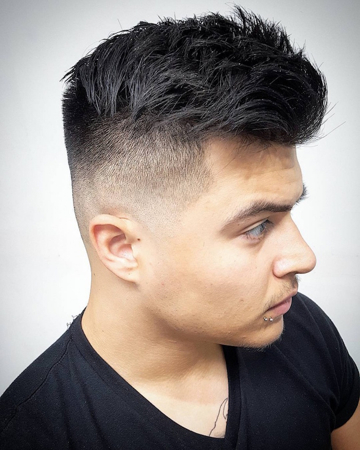 Coupe homme mi long 2019
