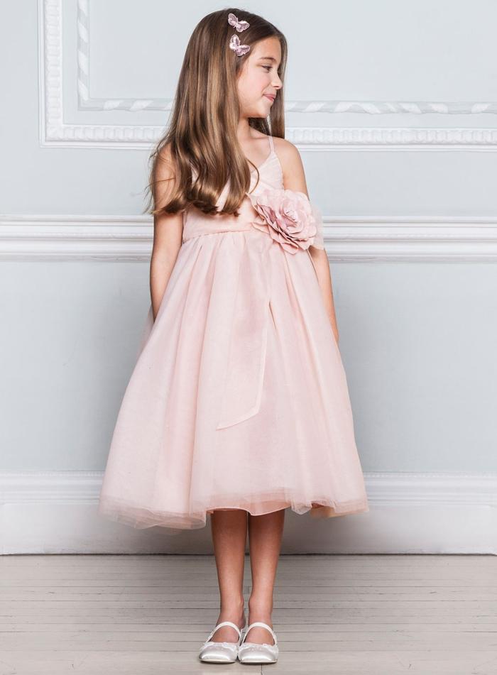 Robe fille d honneur robe princesse fille mariage petite fille robe demoiselle d honneur