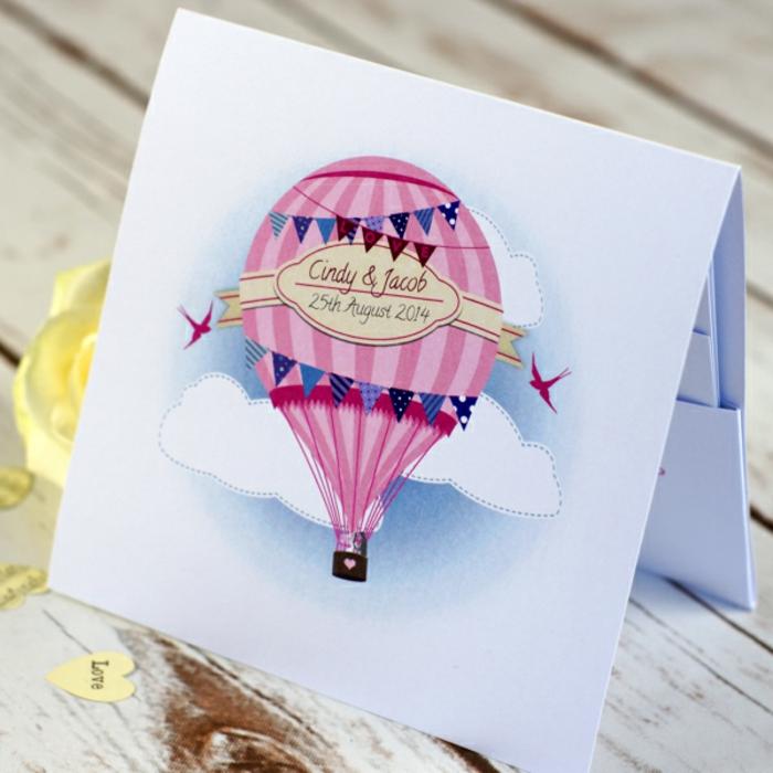 Amour illustration mariage idée dessin pour un mariage ballon