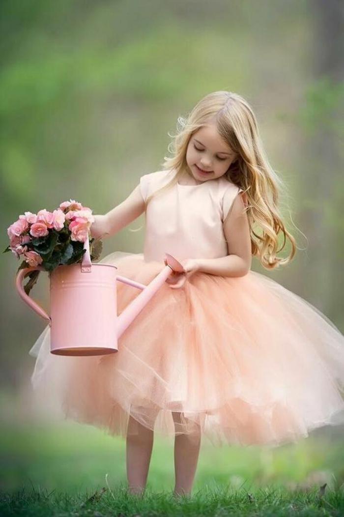 Robe de fete fille robe mariage petite fille quelle tenue fille de fleurs