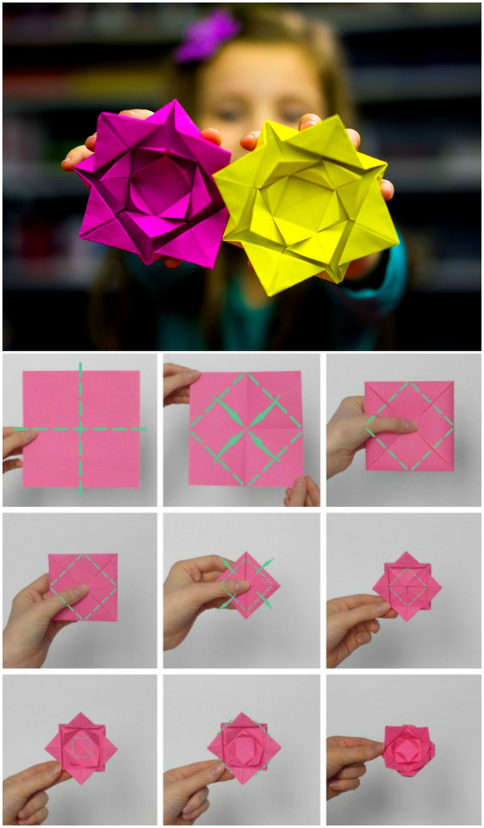 Comment faire une rose en papier fashion designs - Faire des roses en papier ...
