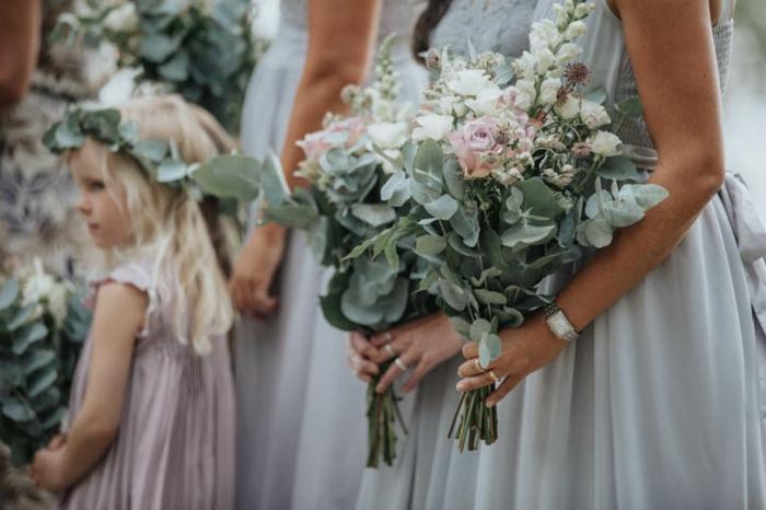 Ta meilleure robe cérémonie bébé fille robe mariage petite fille couronne de fleurs