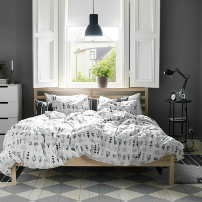 1001 id es r chauffantes de d co chambre cocooning. Black Bedroom Furniture Sets. Home Design Ideas