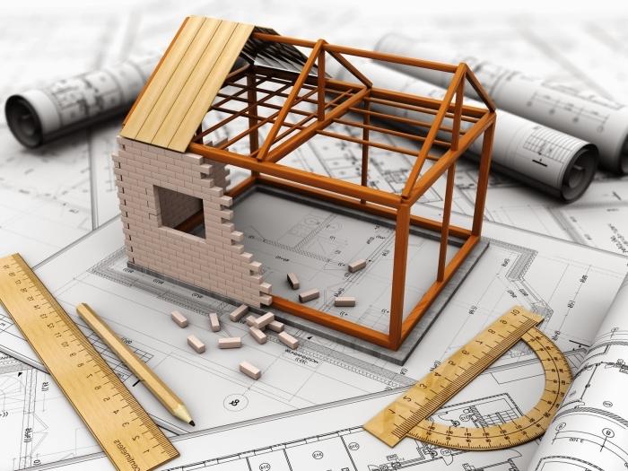 modèle de construction maison pour calculer les prix d'un architecte et des matériaux