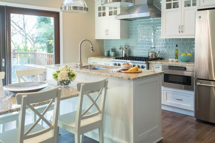 1001 id es pour repeindre sa cuisine les couleurs. Black Bedroom Furniture Sets. Home Design Ideas