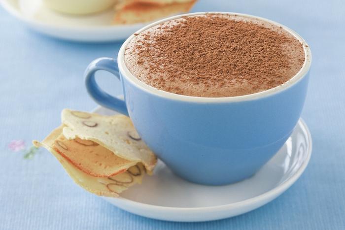 recette dessert léger mais gourmand de mousse au chocolat allemand à quatre ingrédients