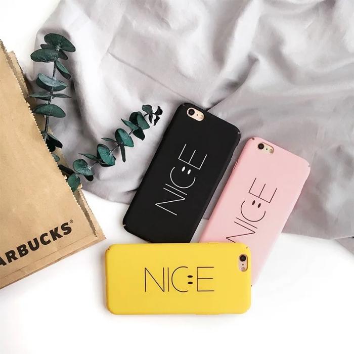 modèles de coques stylées à design matte avec mots inspirants, accessoire chic et élégant pour son portable