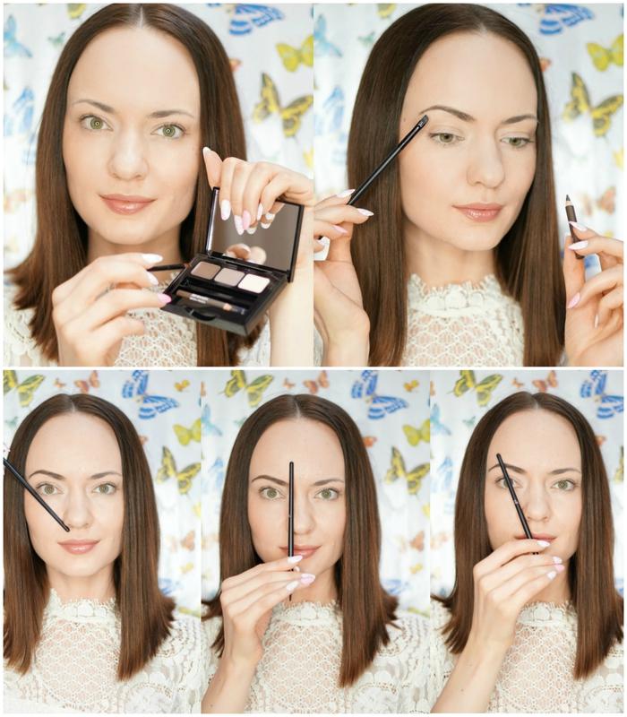 tuto make up pour bien structurer ses sourcils et leur donner du peps