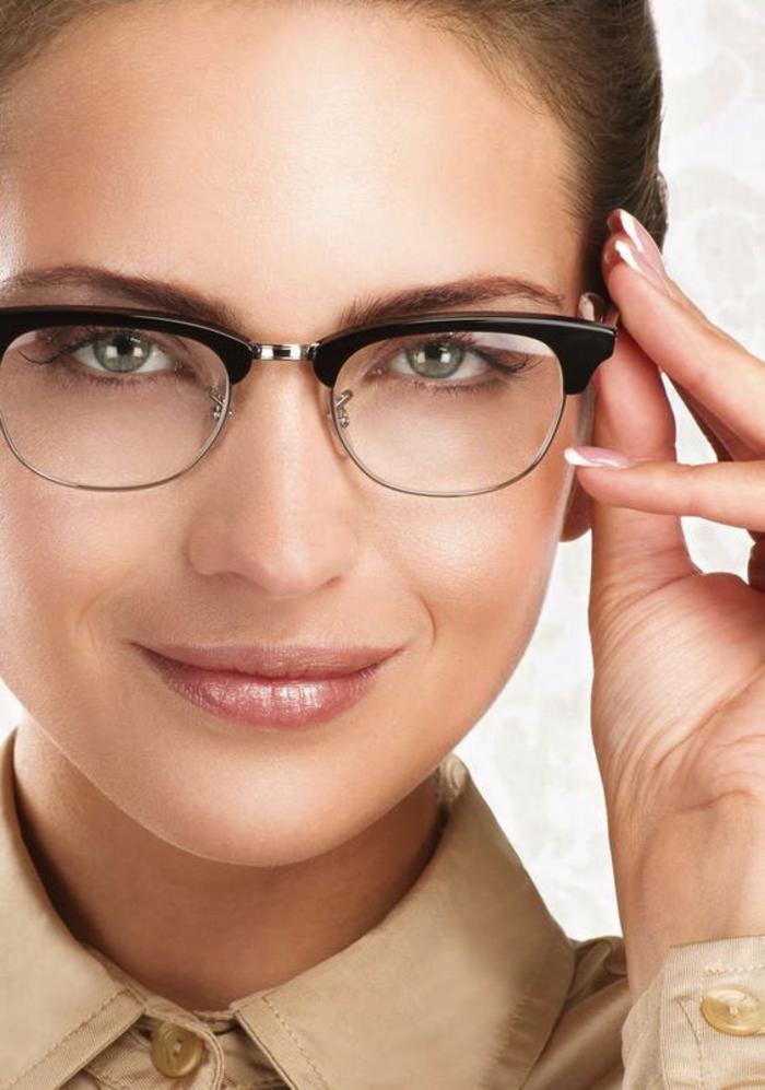 comment choisir ses lunettes selon les types de visages et. Black Bedroom Furniture Sets. Home Design Ideas