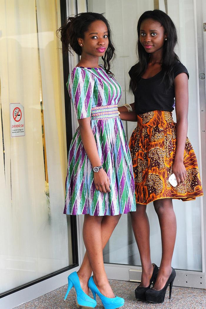 Tenue africaine chic femme beauté blog de mode idée comment s habiller