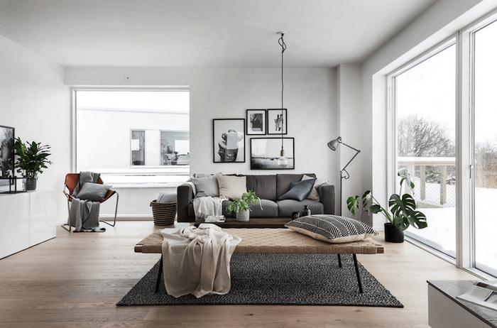 Tableau scandinave idée intérieur scandinave deco choisir le style nordique