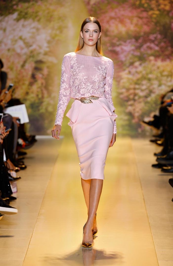 robe de soir e chic et glamour 100 mod les inspirants