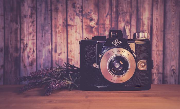 Image vintage appareil de photo pour fond d'ecran fille photographie intéresse photo