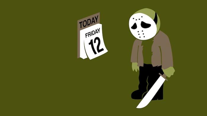 Fond d écran ordinateur hd fond d écran humoristique pour ordinateur vendredi le douze et pas le treize