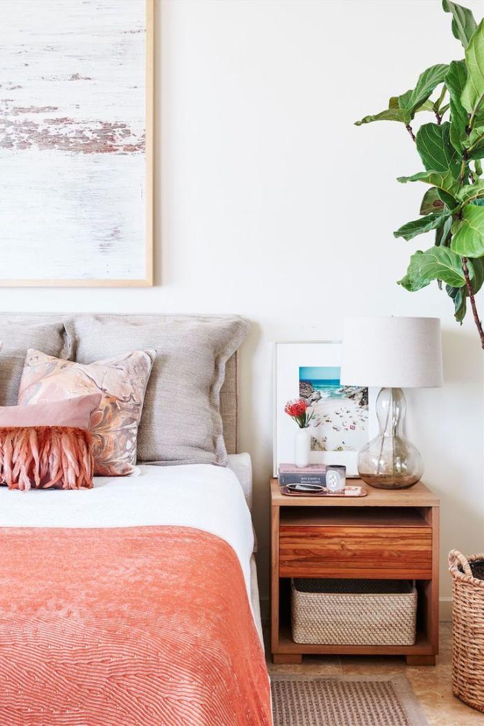 1001 id es et astuces pour d corer sa chambre coucher avec un petit budget. Black Bedroom Furniture Sets. Home Design Ideas
