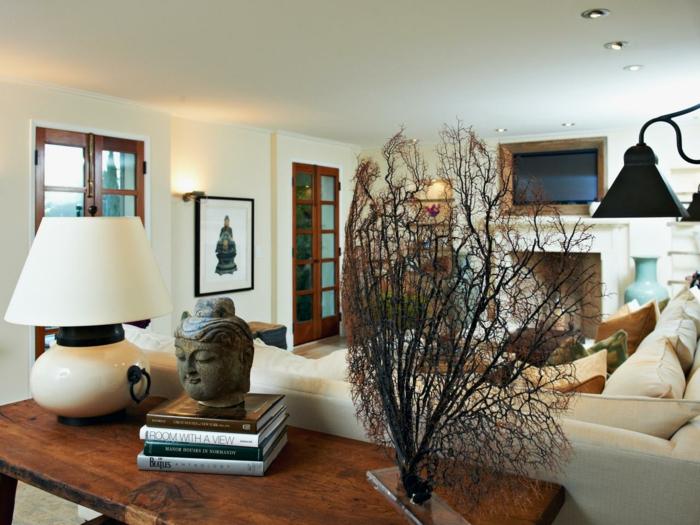 1001 id es pour une d co salon zen les int rieurs types pour une ambiance ethnique. Black Bedroom Furniture Sets. Home Design Ideas