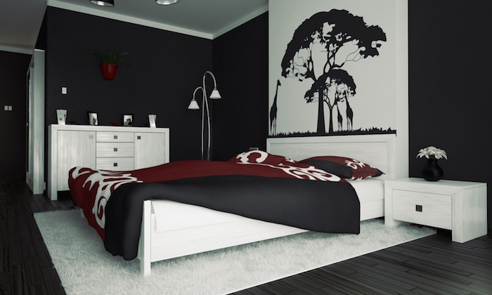 1001 id es d co chambre parentale inspirations pour nid conjugal. Black Bedroom Furniture Sets. Home Design Ideas