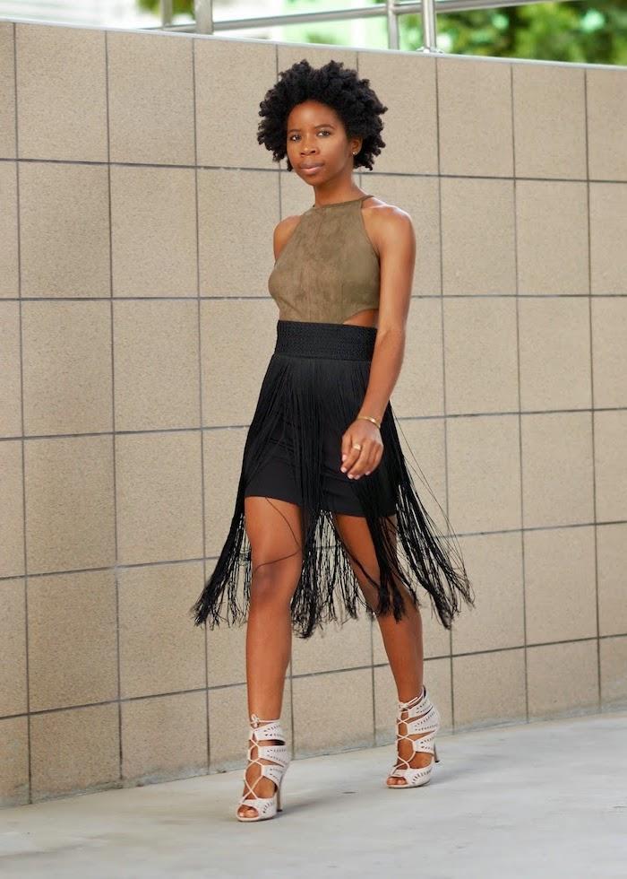 Été tenue africaine chic femme pagne africain robe moderne