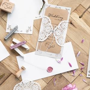 Le faire-part mariage chic : quels seront les modèles tendance en 2018