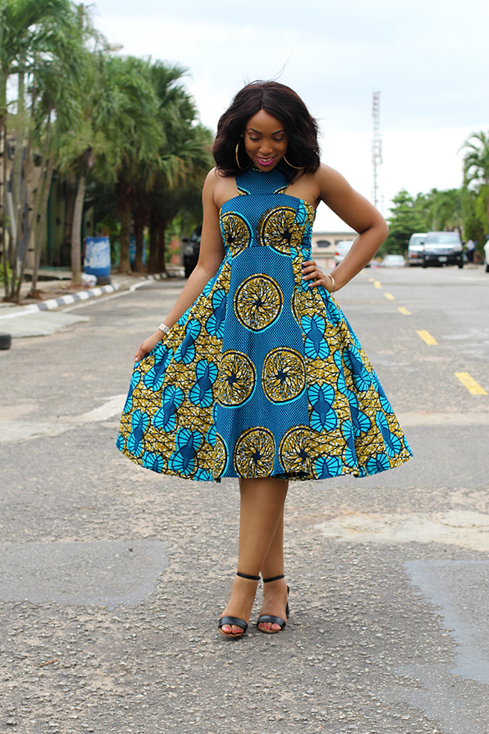 Look robe africaine chic pas cher robe africaine chic tenue de jour