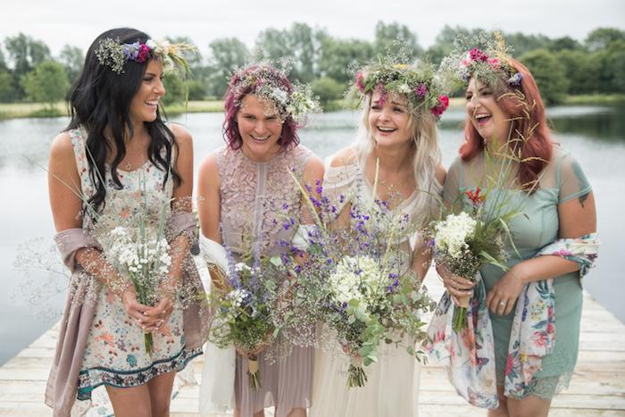 La meilleure robe de mariée vintage robe boheme mariage