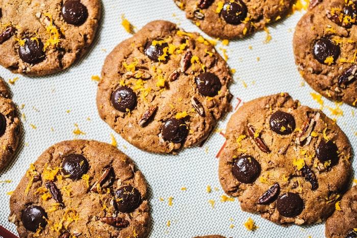 Fond d'écran swag fond d'écran ordinateur image beauté nature cookies chocolat