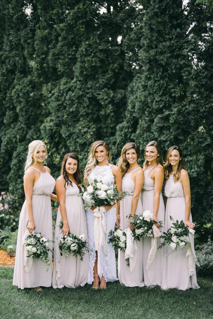 La plus belle robe de mariage civil chic robe de mariée originale