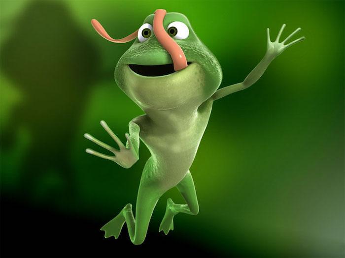 Theme vert grenouille mignonne fond d écran fond ecran drole fond d écran comique cool image