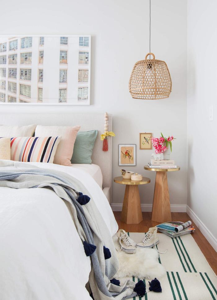 idée d'amenagement chambre à coucher avec un petit budget et quelques astuces déci