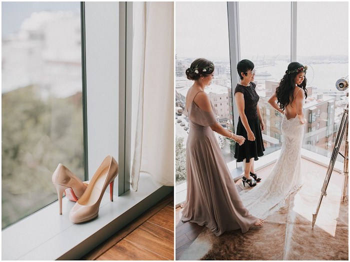 Actuelle tendance robe boheme mariage robe champetre chic