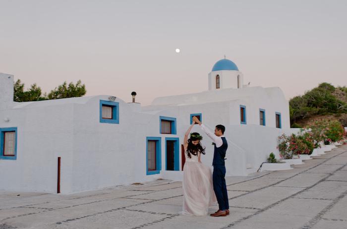 Merveilleuse robe de mariée bohème chic robe boheme mariage