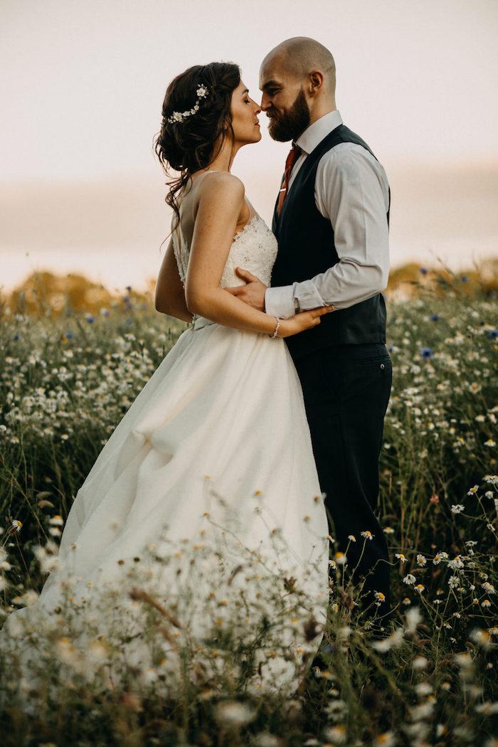 Quelle robe mariee boheme robe de mariée simple et chic choix de robe