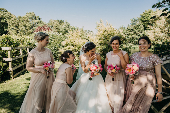 Robe de mariée hippie robe champêtre mariage style bohème chic