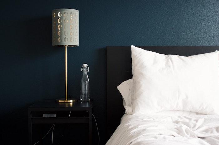 Scandinave meuble déco style scandinave belle décoration nordique simple chambre à coucher