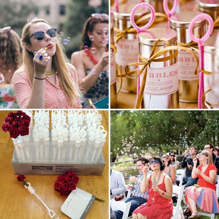 flacon ou gobelet plastique personnalisé pour faire une bouteille de bulle de savon, modèle de flacons transparents avec décoration florale et produit vaiselle