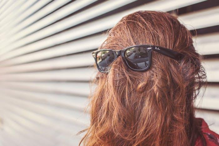 Magnifique fond d écran cheveux et lunettes un fond d écran amusant image fond decran