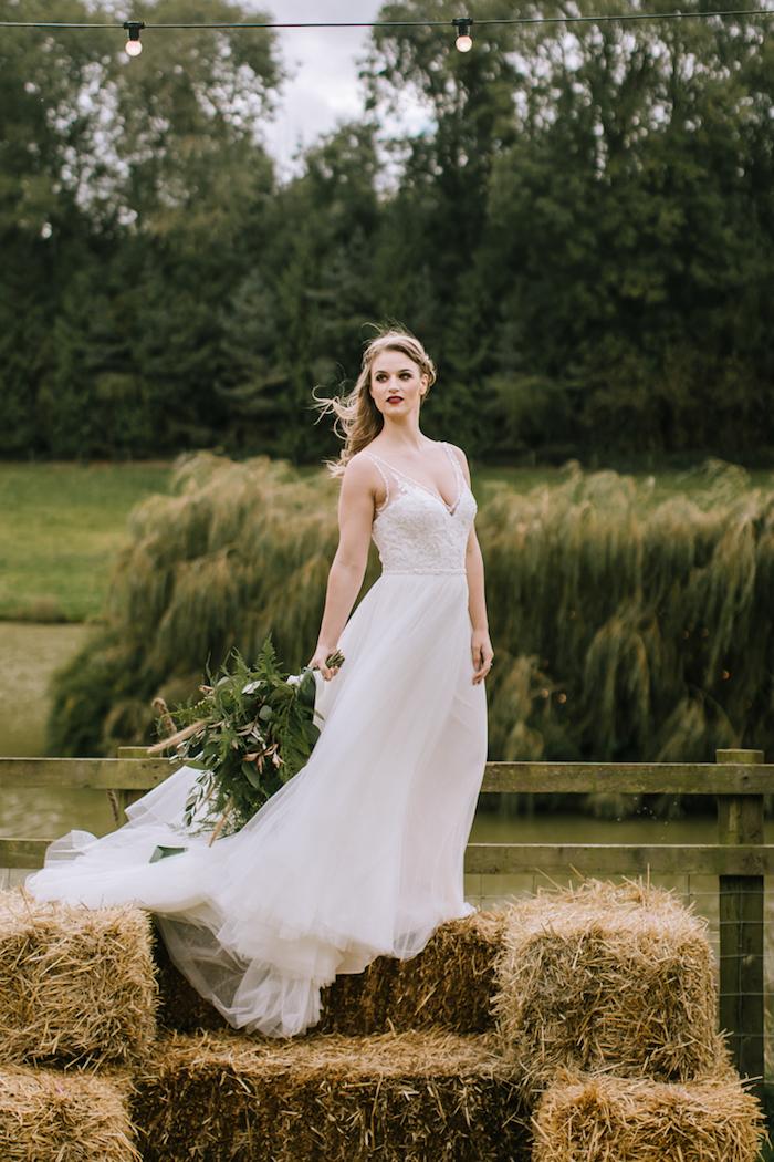 Cool idée quelle robe choisir robe mariée dentelle dos nu robe mariee retro robe de mariage