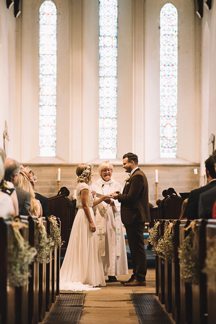 La robe mariée dentelle dos nu robe mariee retro robe de mariage