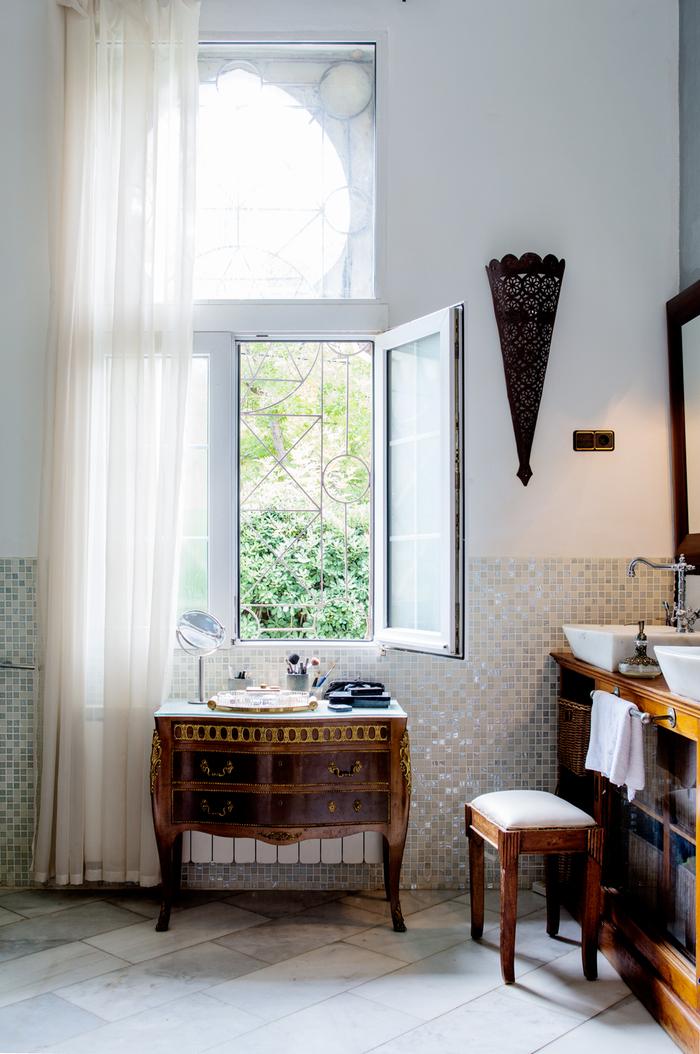 1001 id es originales pour un meuble salle de bain r cup - Decirage d un meuble ...