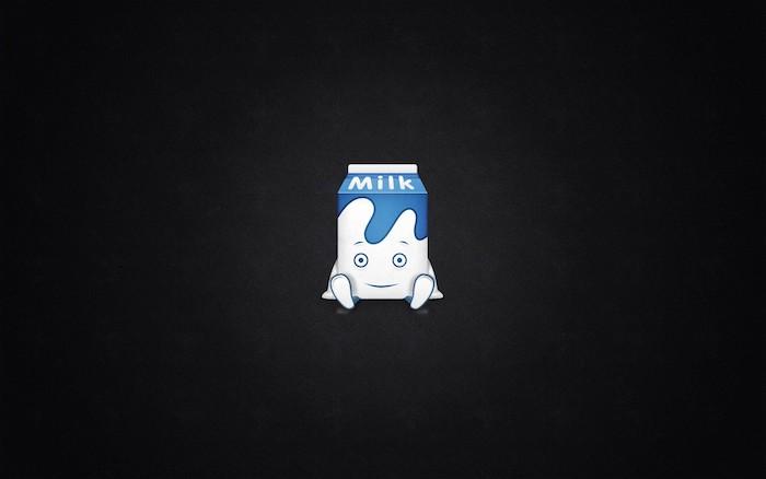 Fond d'écran pour fille ado swag image fond d'écran fille jolie option simple carton de lait mignon