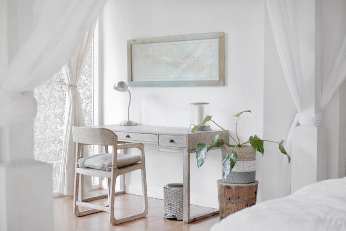 Photo deco salon mobilier scandinave deco danoise canapé style scandinave