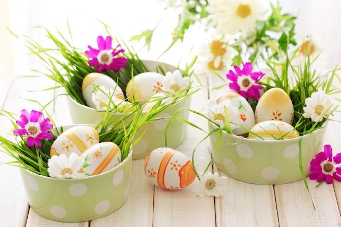 Déco de Pâques deco paques decoration paques facile