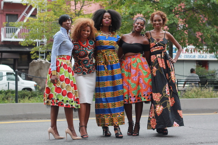 Robe de soirée africaine chic tenue africaine femme tenue